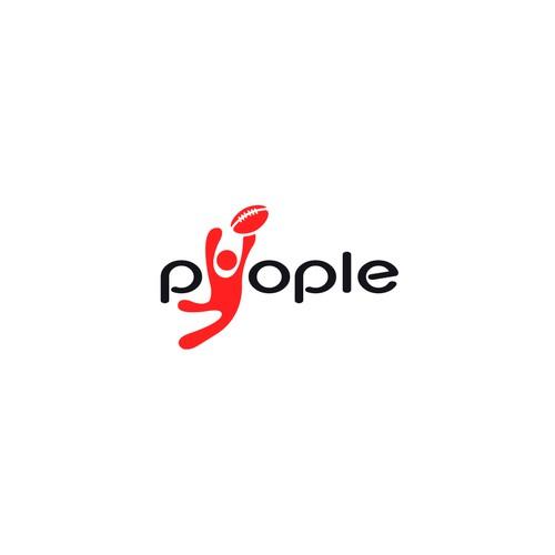 Logo Design for People HR Team