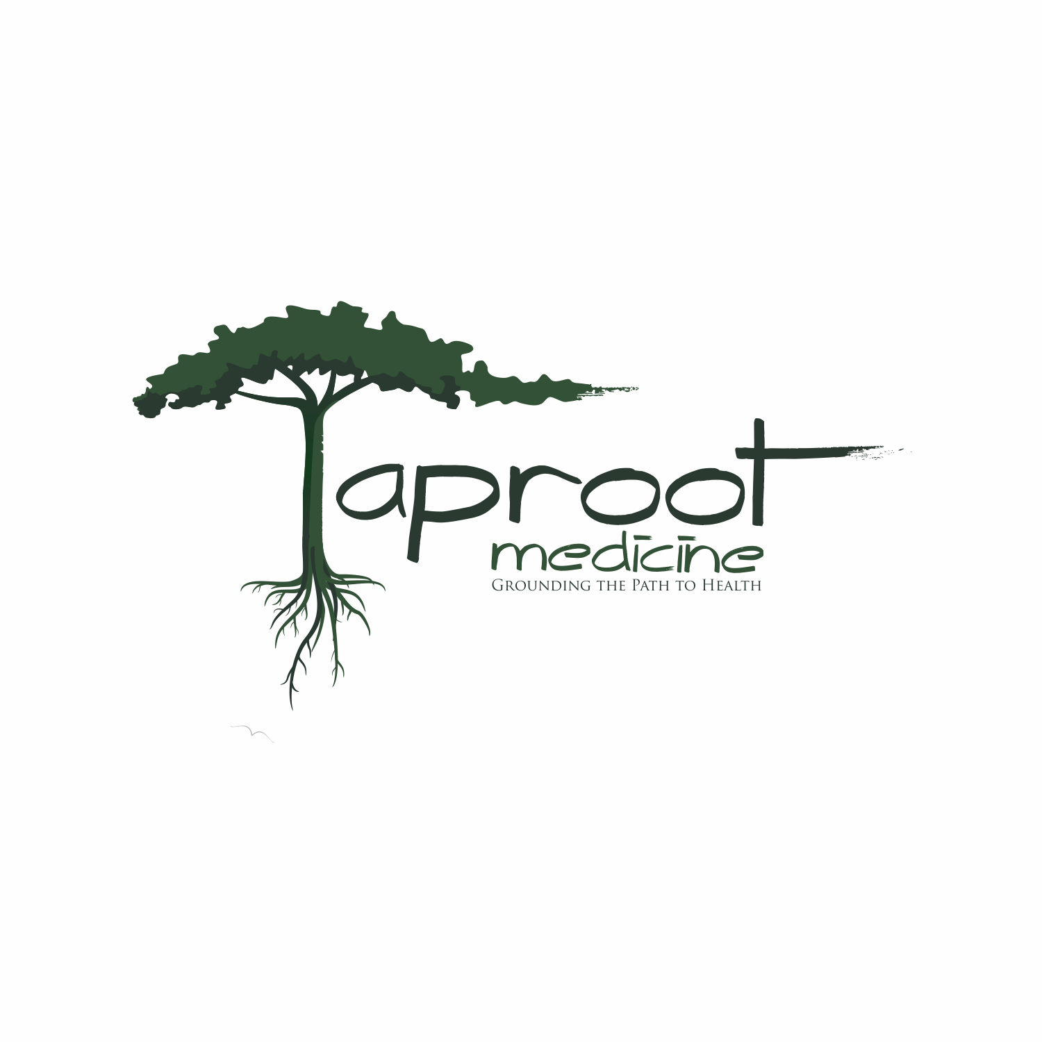 Design a Nature Inspired Logo that Conveys Mindfulness for Taproot Medicine