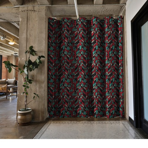 Room divider pattern