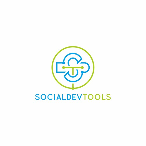 Logo Design For Social Development Tools