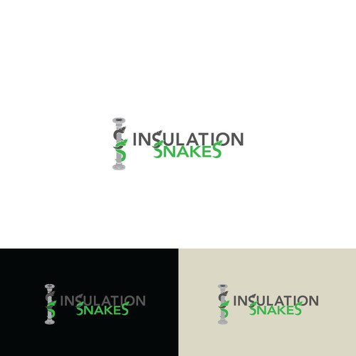 New Logo for an internationally sold product- Insulation Snakes.