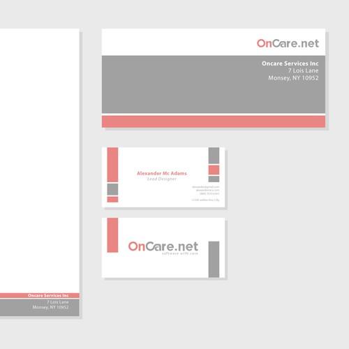 Oncare.net letterhead
