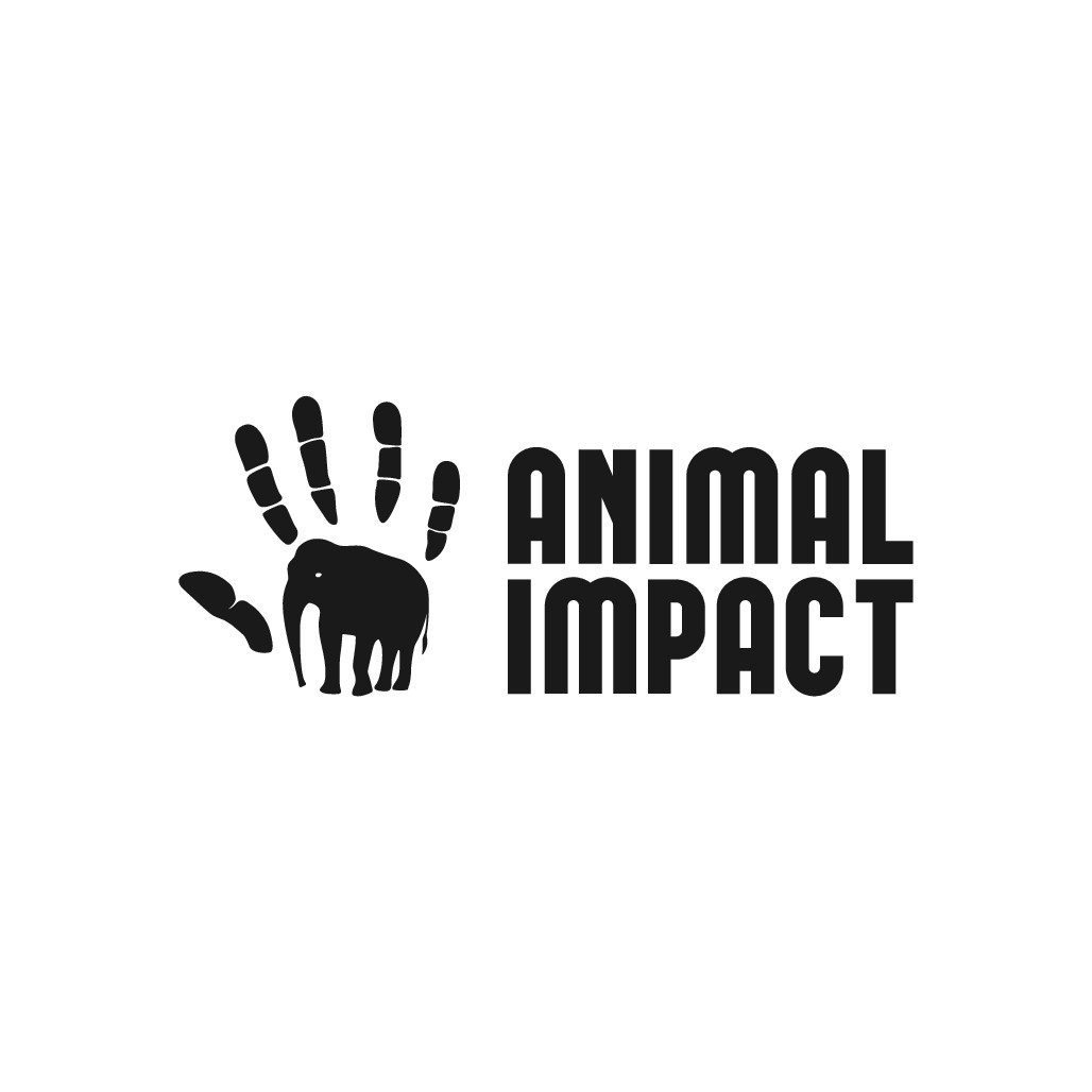 Animal Logo for volunteer travel company