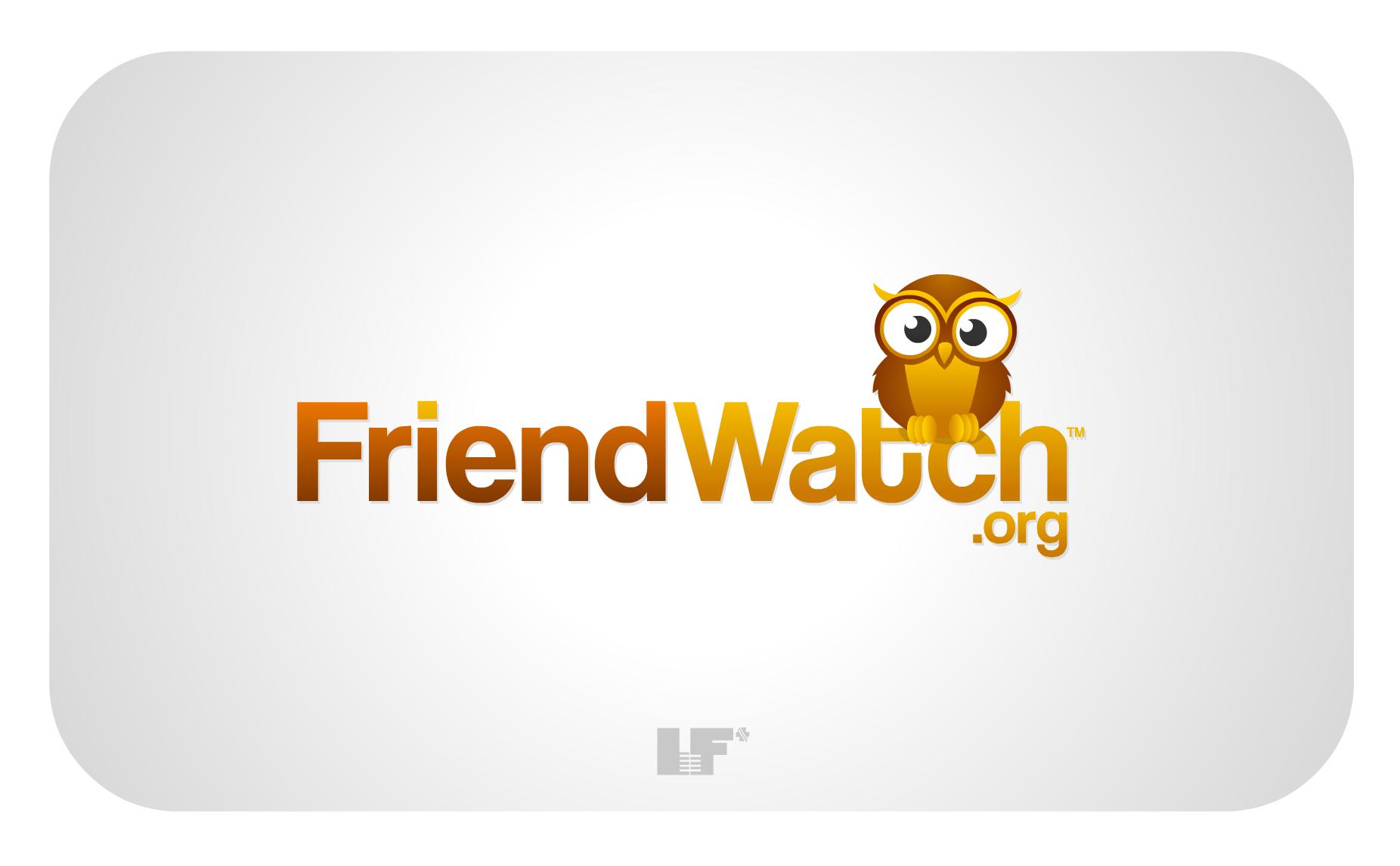 LOGO for FriendWatch.org