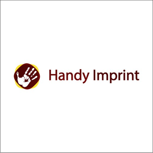 Handy Imprints needs a hand with their logo!