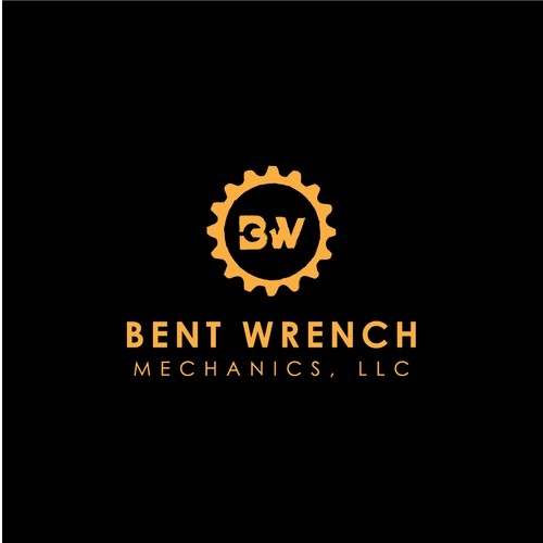 Logo for Bent Wrench