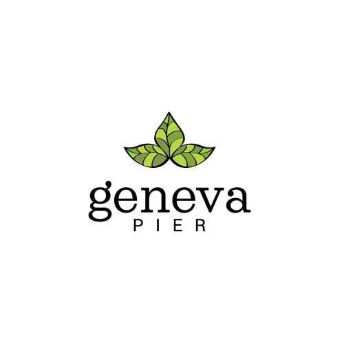 Logo for the up-and-coming Tea Company
