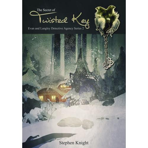 Cover for fantasy book
