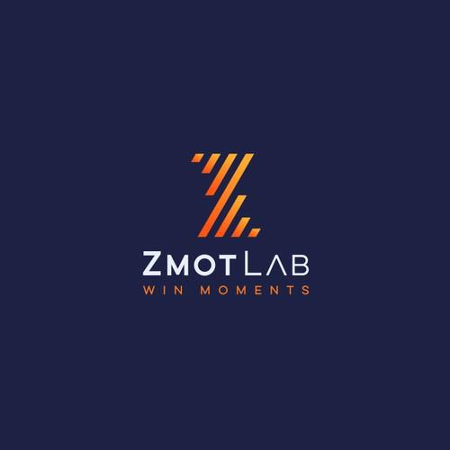 Letter Z Lines Logo Design
