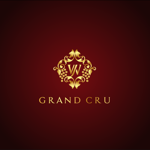 Logo Design for Wine Importer/distributor JWGrandCru