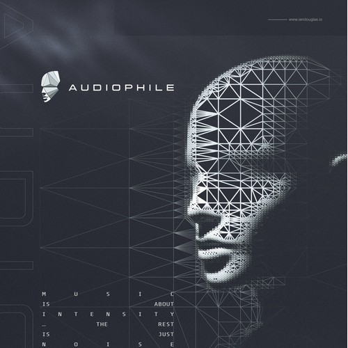 Futuristic mark for Audiophile Music Group