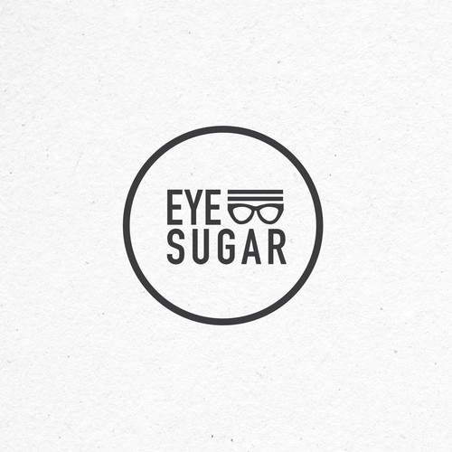 Retro eyewear Logo