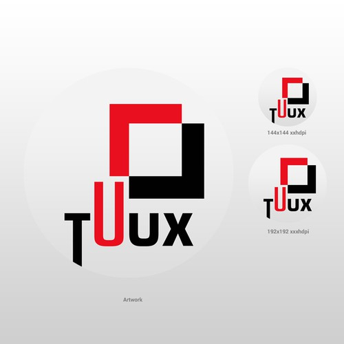Tuux - Art App Icon