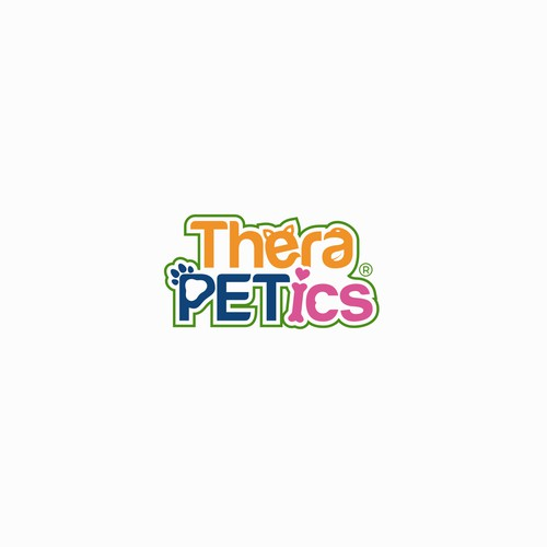 logo for TheraPETics