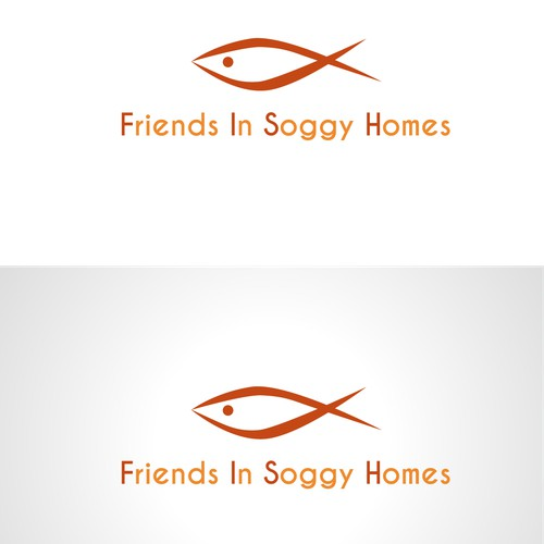 Logo design for Friends In Soggy Homes