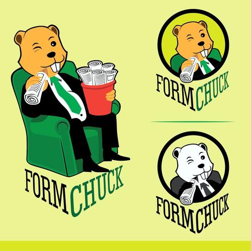 FORM CHUCK LOGO