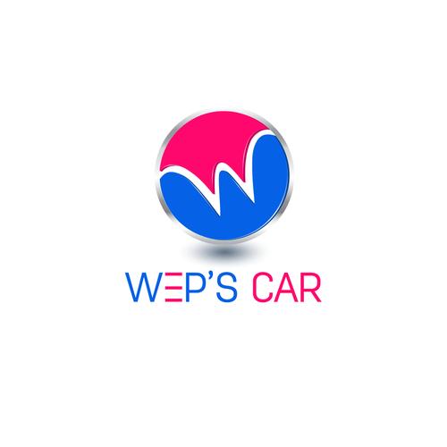 Wep's Car logo