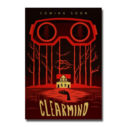 ClearMind - Movie poster design