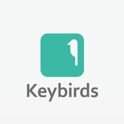 Keybirds | Logo design