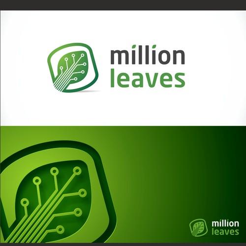 Million Leaves Logo