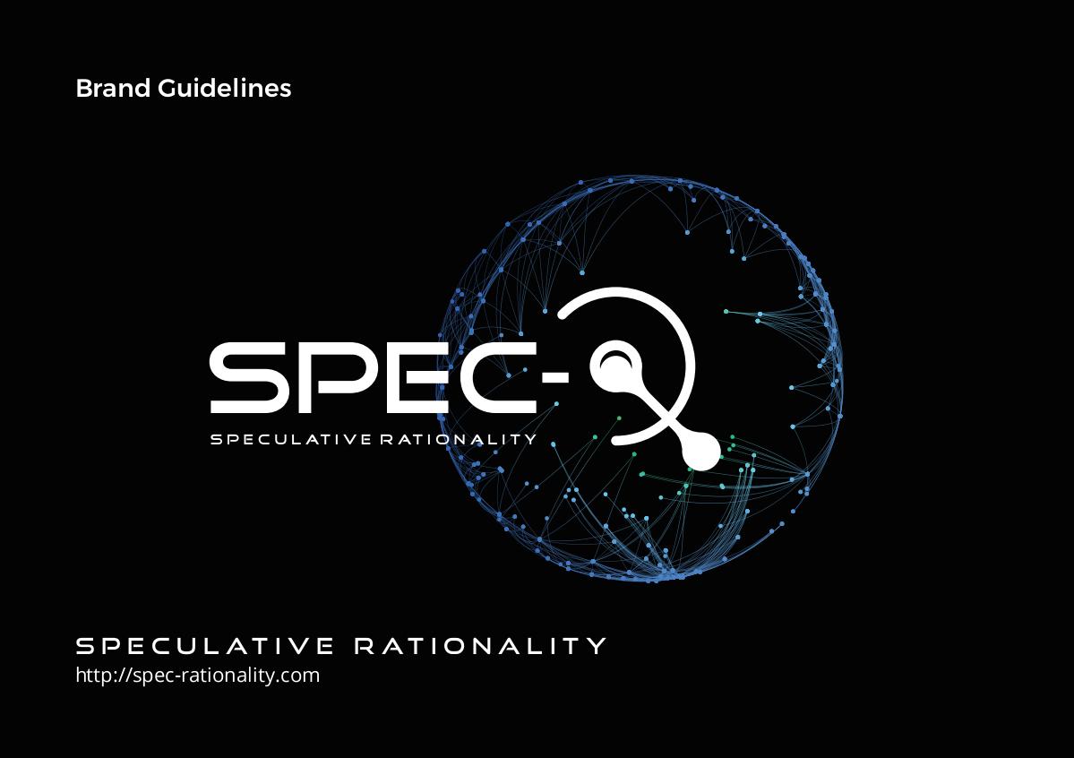 SpecR - Website Design