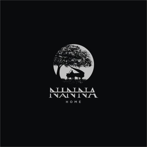 Logo concept for Nina Nanna