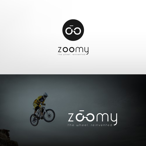 Zoomy - simple and creative logo