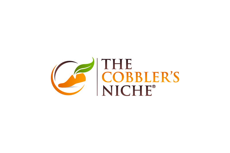 Help THE COBBLER'S NICHE® with a new logo