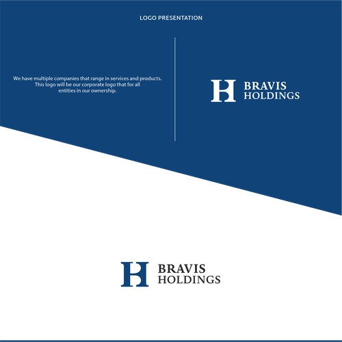 Logo Concept for Bravis Holdings