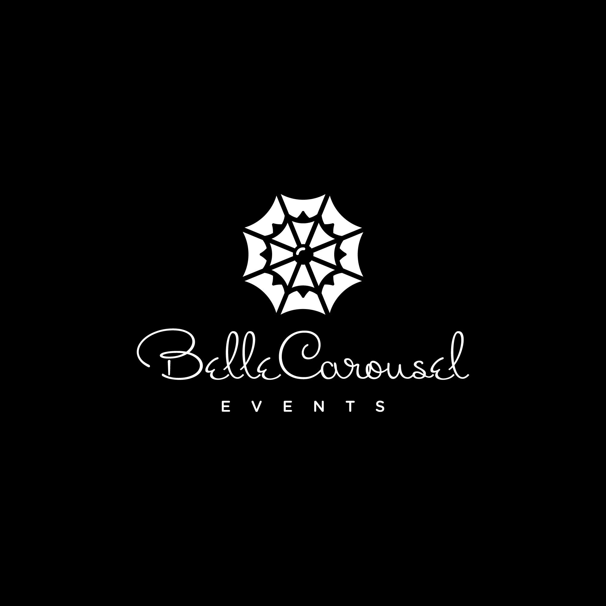 Design a fabulous logo for Belle Carousel Events!
