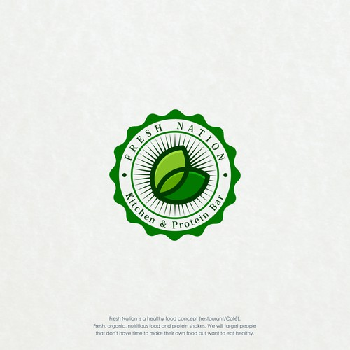 Logo for food and drink