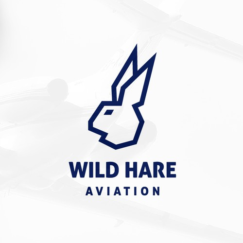 Wild Hare Aviation - Logo Design
