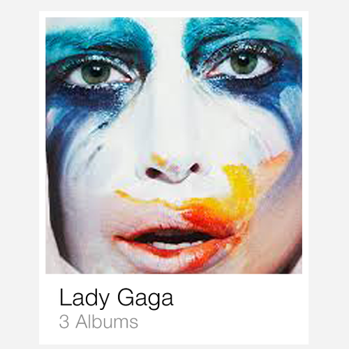 Google Music Client App needs a new iOS 7 design