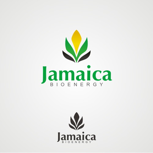 Design a logo for Jamaica's national bioenergy project development company