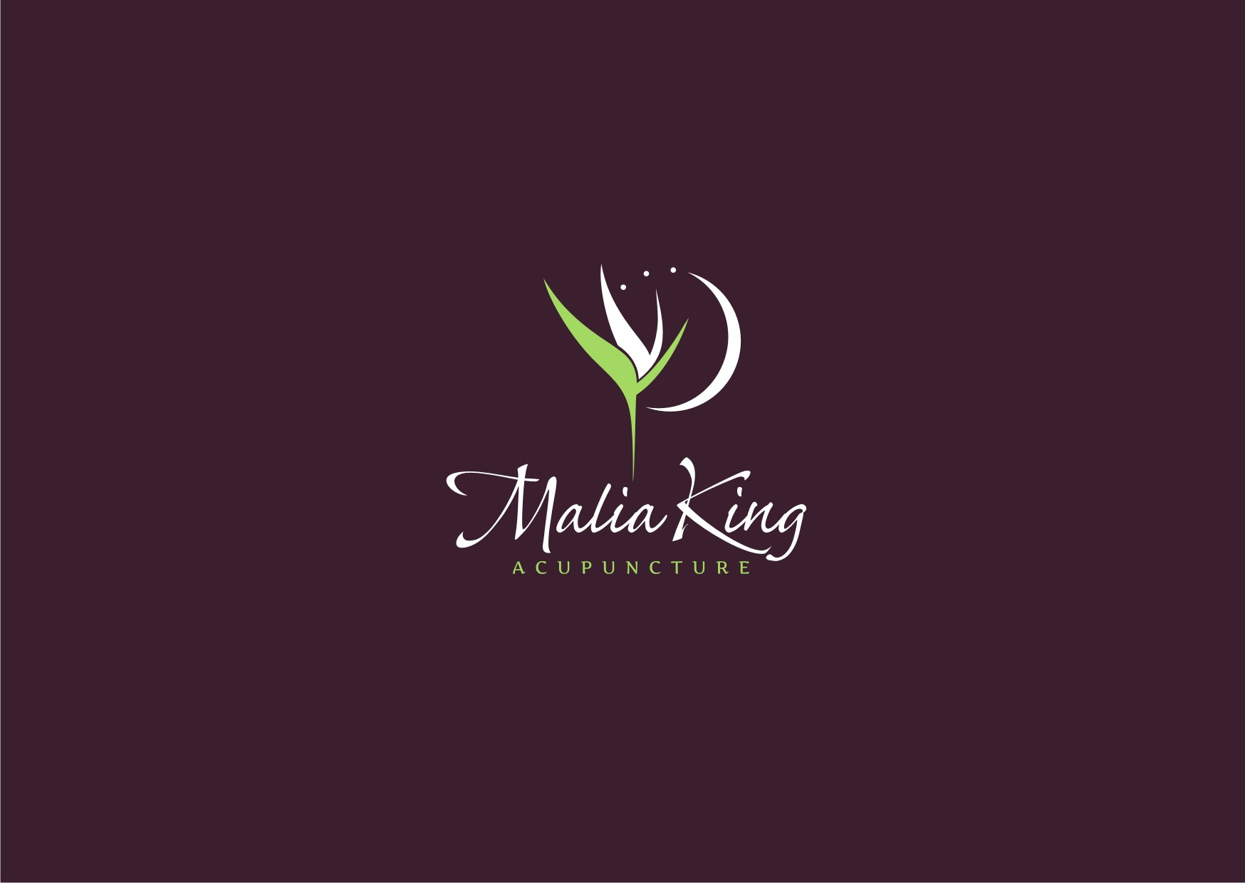 logo for Malia King Acupuncture
