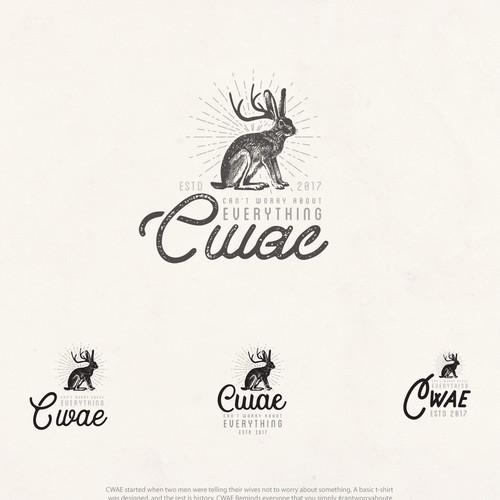 Lifestyle slogan and a logo