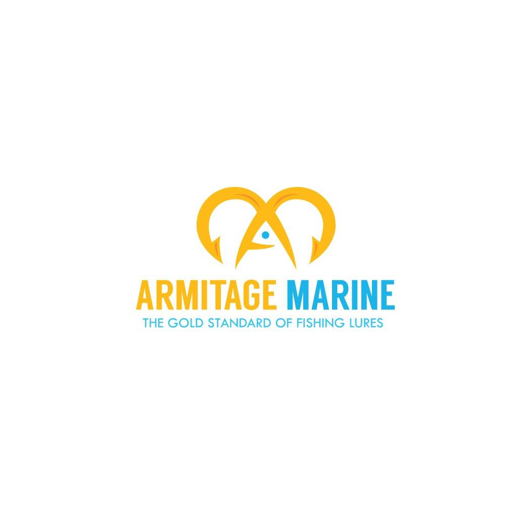 Fishing Lure Company Logo