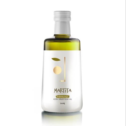 Spanish premium olive oil