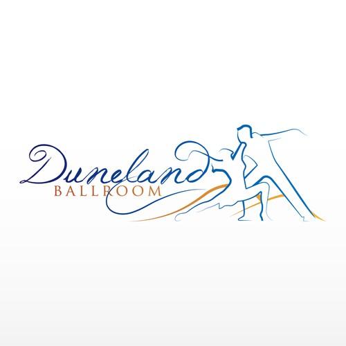 Elegant branding for new midwest ballroom dance studio