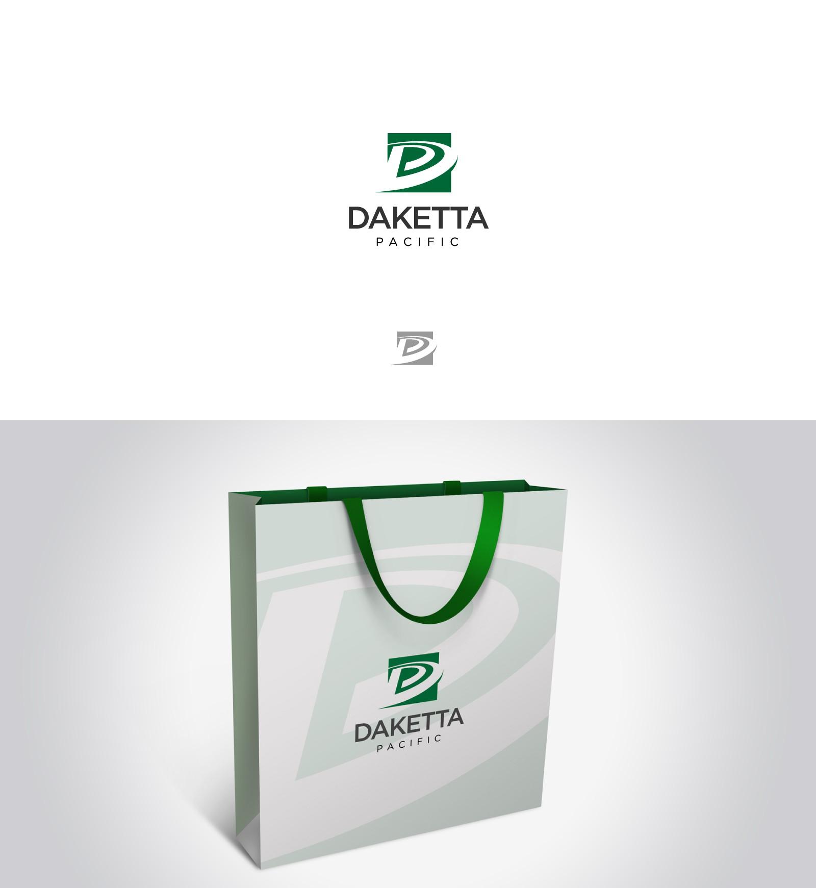 Create the next logo for Daketta Pacific