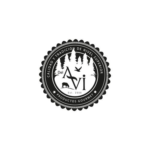Logo gourmet