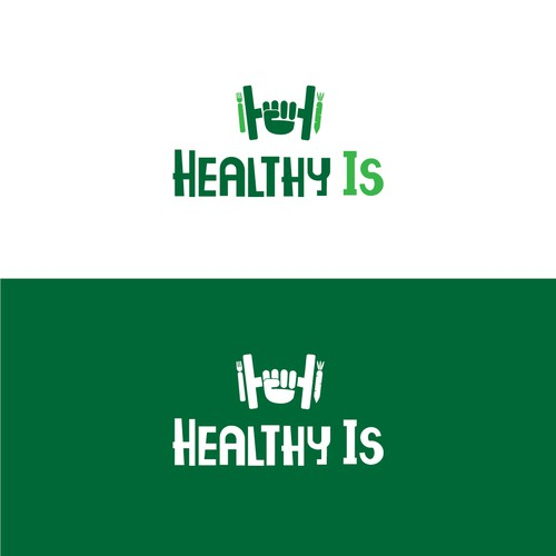 Logo design for a health education company