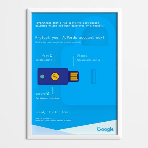 Google Security Key Handout