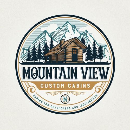 Mountain View Custom Cabins