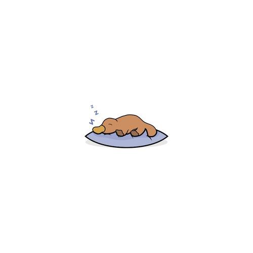 Platypus Sleep