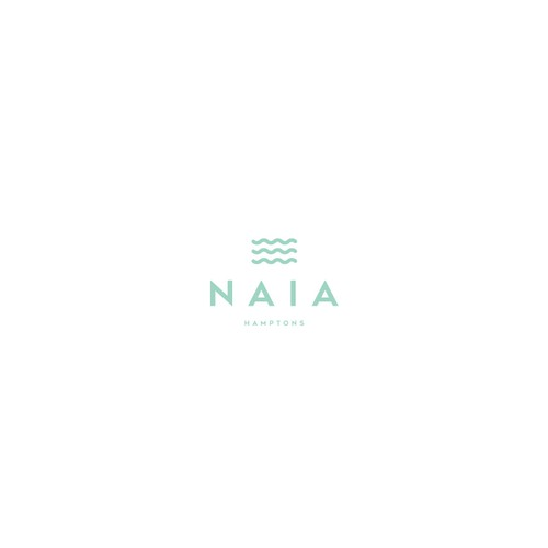 Logo design option for Hamptons restaurant