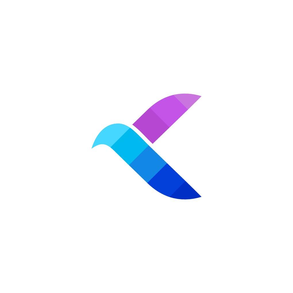 Crie um logotipo para uma empresa de tecnologia criativa e jovial