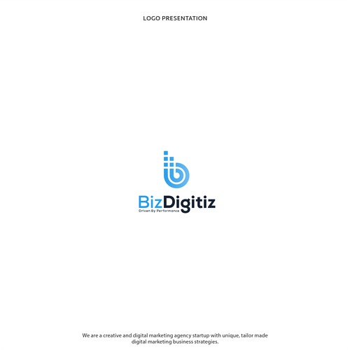 Logo Concept for BizDigitiz