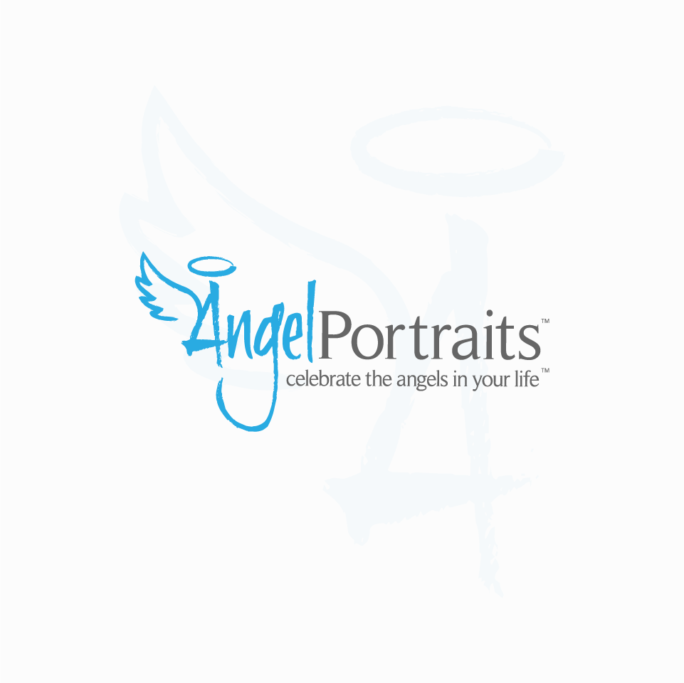 Logo and website reflecting that of an artist who turns digital images into works of art.