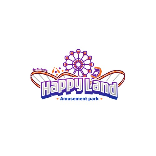 Happy Land Amusement Park
